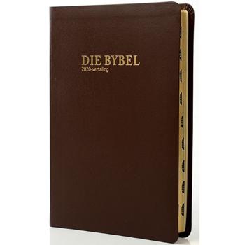 Picture of Bybel 2020 Luukse Bruin Verwerkte