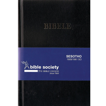 Picture of Sesotho Bible 1909 Black