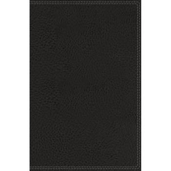 Picture of NIV Preacher's Bible Leathersoft Black