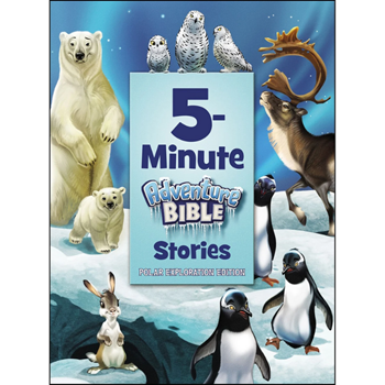 Picture of 5-Minute Adventure Bible Stories