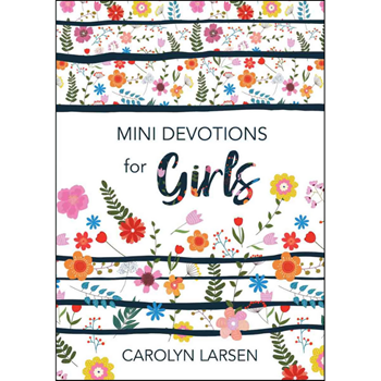 Picture of Mini Devotions For Girls