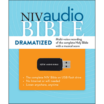 Picture of NIV Audio Bible