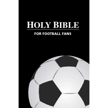 Picture of NIV Bible For Football Fans Black