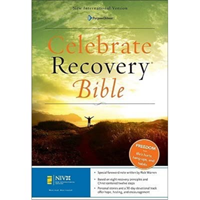 Picture of NIV Celebrate Recovery Bible