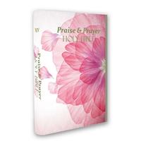 Picture of NIV Satin Print Praise & Prayer Journal Bible