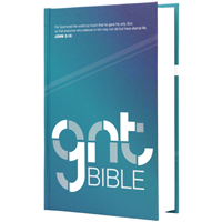 Picture of GNT Bible Full Colour Hardcover