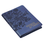 Picture of Journal Strength & Dignity Leatherlux Zippered