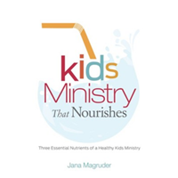 Picture of Kids Ministry That Nourishes