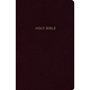 Picture of CSB Gift & Award Bible Burgundy Imitation Leather
