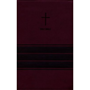 Picture of NIV Value Thinline Bible Leathersoft Burgundy