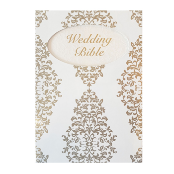 Picture of NIV Wedding Bible Gold