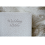 Picture of NIV Wedding Bible Silver