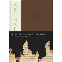 Picture of ESV Archaeology Study Bible