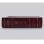Picture of ESV Study Bible Large Print Trutone Mahogany