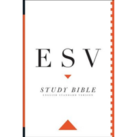 Picture of ESV Study Bible Personal Size
