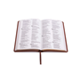 Picture of CSB Deluxe Gift Bible Brown Leathertouch