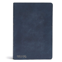 Picture of CSB (In)Courage Devotional Bible Genuine Leather