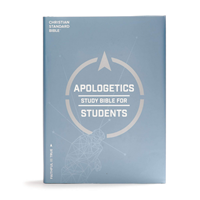 Picture of CSB Apologetics Study Bible for Students