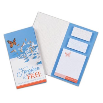 Picture of Sticky Note Pad Forgiven And Free