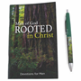 Picture of Man of God Rooted in Christ Devotions & Pen Set