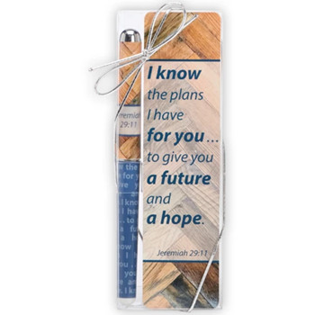 Picture of Pen & Bookmark Set I Know the Plans I have for You