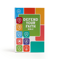 Picture of CSB Defend Your Faith Bible