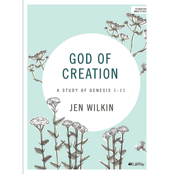 Picture of God of Creation Workbook
