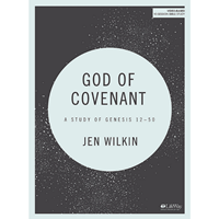 Picture of God of Covenant Workbook