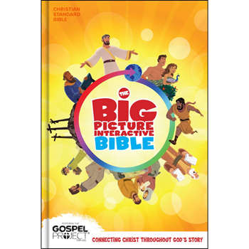 Picture of CSB Big Picture Interactive Bible