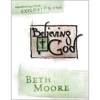 Picture of Believing God Workbook