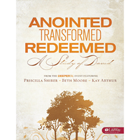 Picture of Anointed Transformed Redeemed Workbook