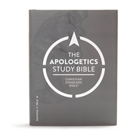 Picture of CSB Apologetics Study Bible