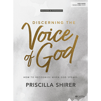 Picture of Discerning The Voice Of God Updated Workbook