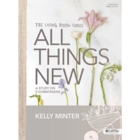 Picture of All Things New Workbook