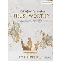 Picture of Trustworthy: 1 & 2 Kings Workbook