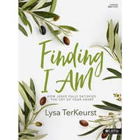 Picture of Finding I Am Workbook