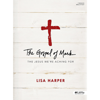 Picture of The Gospel Of Mark Workbook