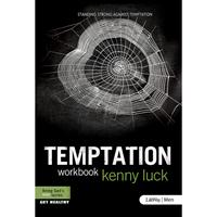 Picture of Temptation Workbook