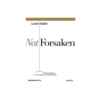 Picture of Not Forsaken Workbook