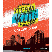 Picture of TeamKID Catching Air Grades 1-3 Leader Kit