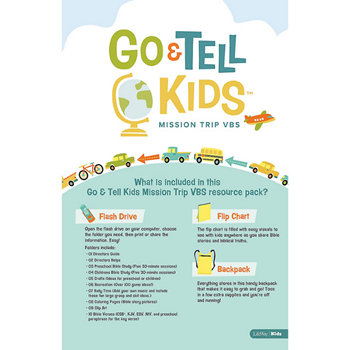 Picture of Go & Tell Kids Holiday Club
