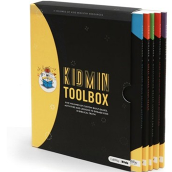 Picture of KIDMIN Toolbox