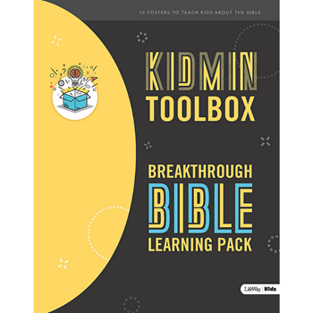 Picture of KIDMIN Toolbox Breakthrough Bible Learning Pack