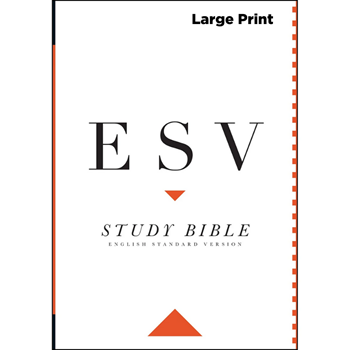 Picture of ESV Study Bible Large Print