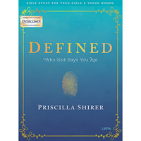 Picture of Defined - Teen Girls' Bible Study Book