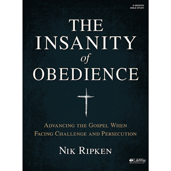 Picture of The Insanity of Obedience Workbook