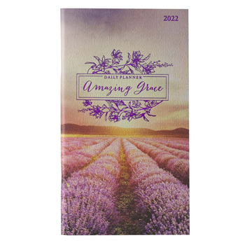 Picture of Amazing Grace (Small Daily Planner 2022)