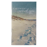 Picture of Footprints (Small Daily Planner 2022)