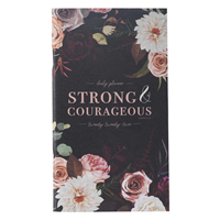 Picture of Strong & Courageous Proverbs 31:25