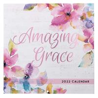 Picture of Amazing Grace (Large Calendar 2022)